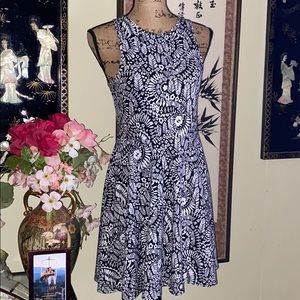 Aeropostale fit & flare dress